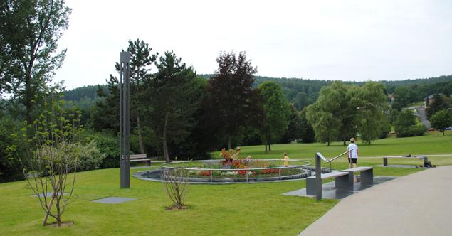 Generationenpark im Kurpark