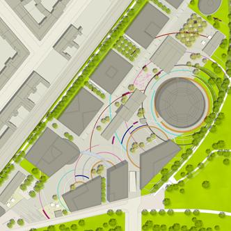 Forum und Energie Boulevard