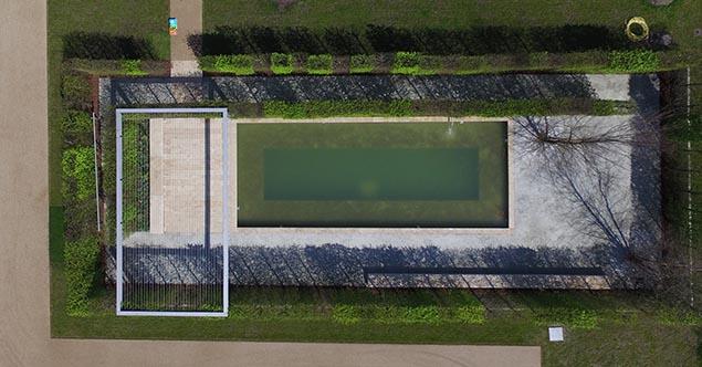 Libanon: Der versunkene Garten (Entwurf: Vladimir Djurovic, Beirut)